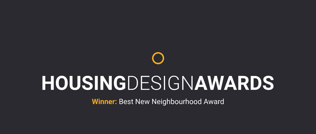 Mountfield Park design wins top accolade at Housing Design Awards